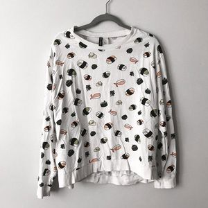 H&M Sushi Pullover